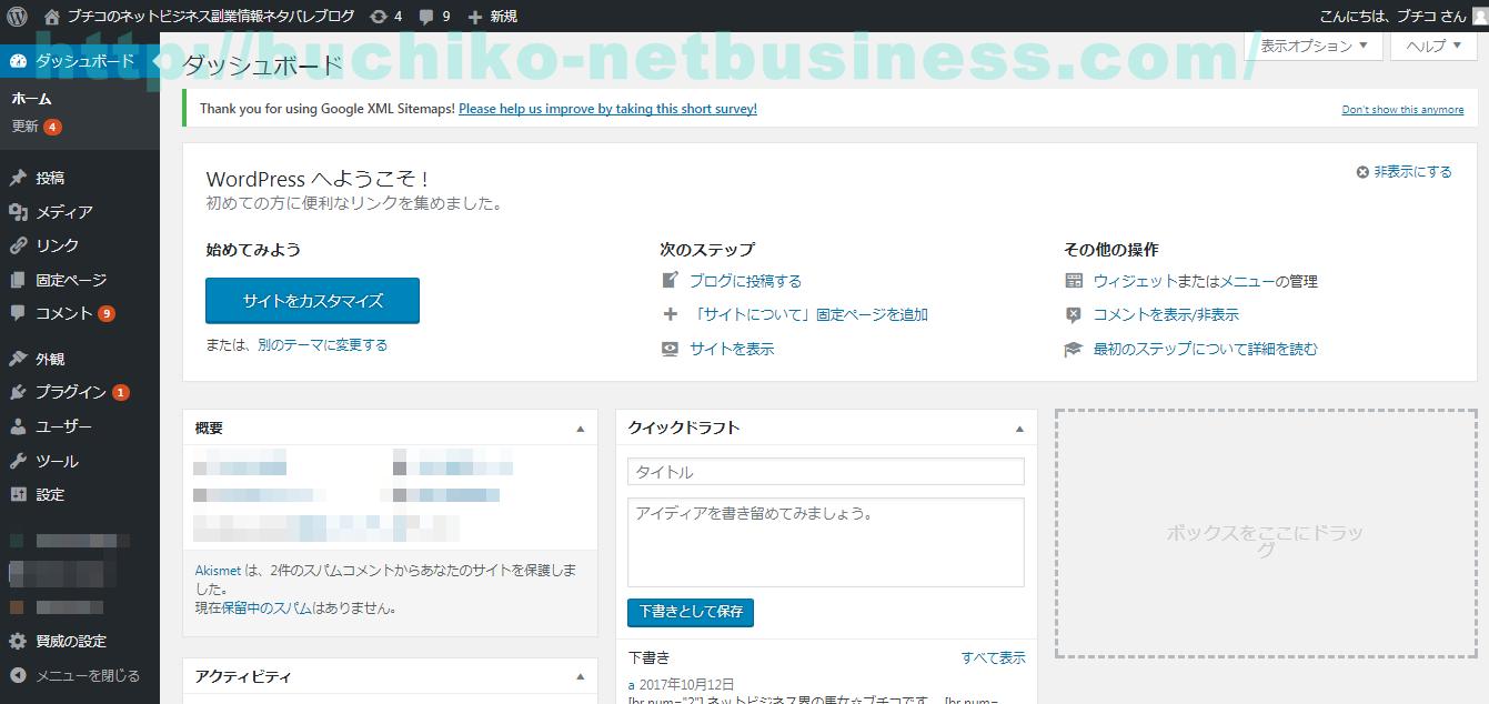 仮面ブロガーズ(大西良幸)ワードプレスブログ