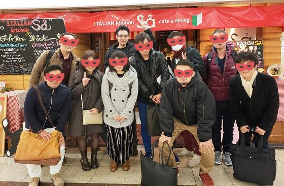 仮面ブロガーズ大阪懇親会
