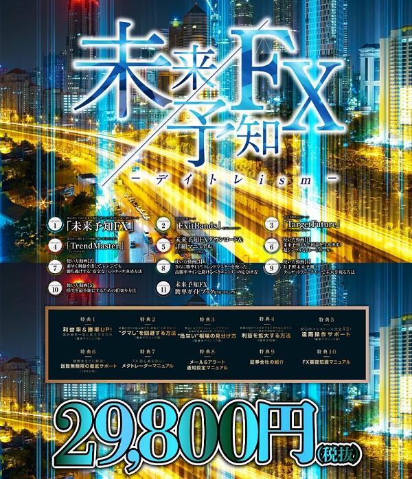 未来予知FX価格